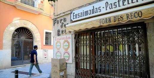 Imagen exterior del Forn d'es Racó.