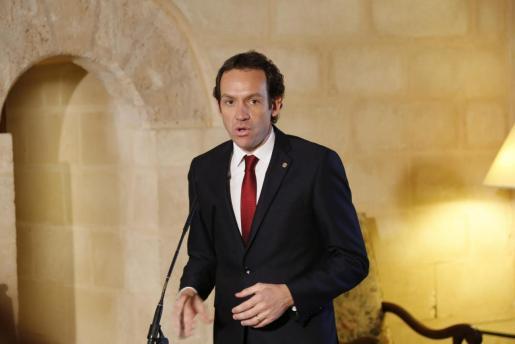 El conseller Marc Pons.