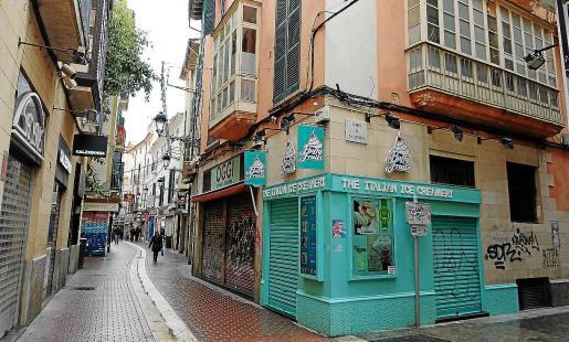 En barrios como Sindicat (foto), la Missió o Sant Jaume creció la oferta de alquiler residencial durante el estado de alarma.