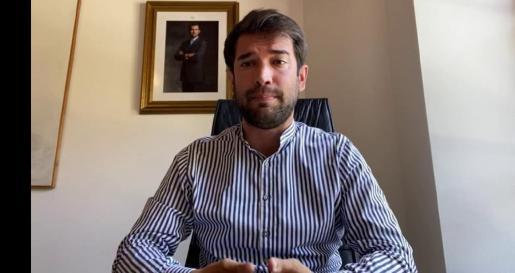 Imagen de archivo de Éric Jareño, alcalde de Llucmajor.