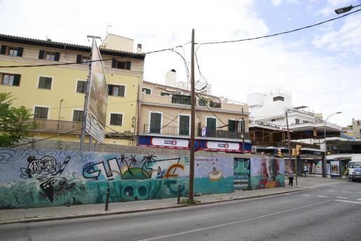 La pelea ha ocurrido en la zona de Gomila, en Palma.