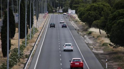 Pese a la reducción del volumen del tránsito, se mantiene la vigilancia del tráfico con la Operación Verano y Retorno.