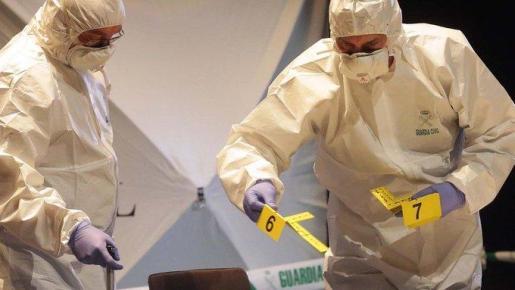 Las pruebas biológicas realizadas con la autopsia han corroborado los indicios.