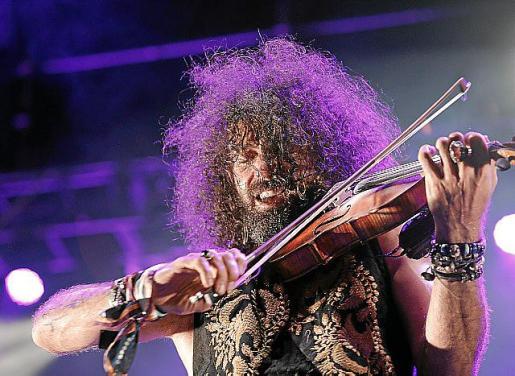 Ara Malikian es otro de los nombres del festival.