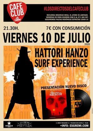 Hattori Hanzo Surf Experience en Es Gremi.
