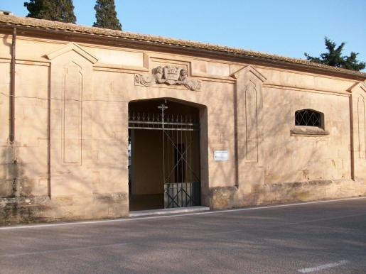 Imagen de archivo del cementerio de Artà.