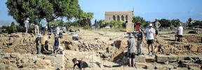 Suspenden por primera vez en más de 25 años las excavaciones en Pol·lèntia