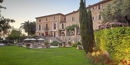 Las villas de alto 'standing' en Mallorca crecen cada vez más.