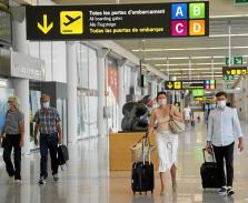 La actividad en el aeropuerto de Palma se ha incrementado de forma significativa en los primeros días de julio con el aumento de la conectividad aérea