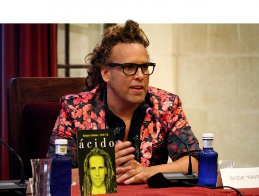 Quique Jiménez 'Torito', en una imagen de archivo.