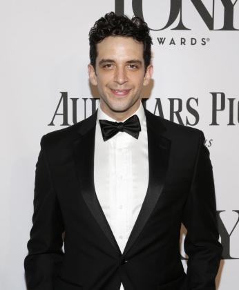 El actor Nick Cordero.