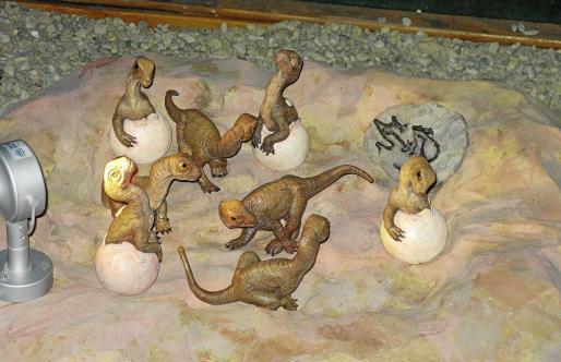 Según indica el estudio los dinosaurios podrían no haber sido siempre seres gigantes.