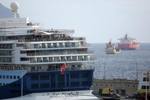 Los cruceros ya cuenta con una guía sanitaria sobre cómo tendrán que actuar cuando se retome la actividad.