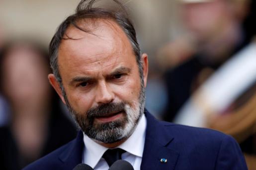 Édouard Philippe, ex primer ministro francés.