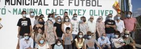 Mariona Caldentey ya da nombre al campo de fútbol de Felanitx
