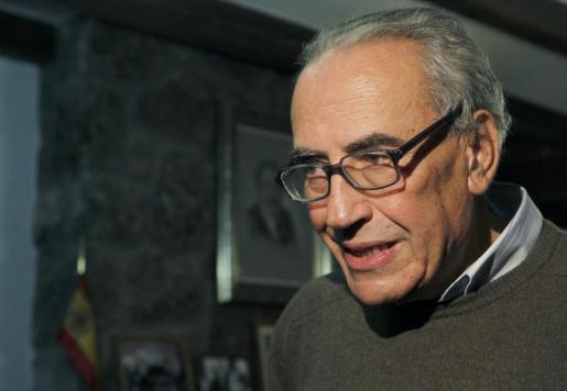 El expresidente del Congreso Gregorio Peces Barba, en una imagen de 2011.