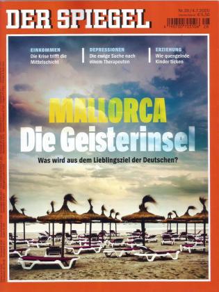 Portada de las revista 'Der Spiegel'.