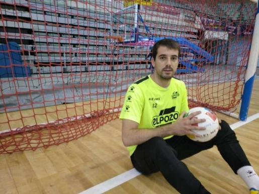 Fabio Alvira, procedente de ElPozo.
