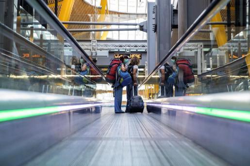 Imagen de la Terminal 4 de Barajas.