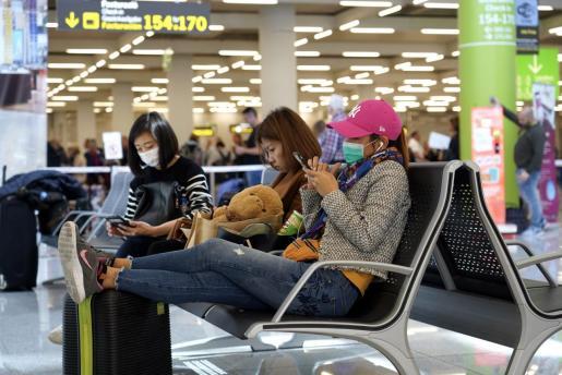 957 de los vuelos son internacionales, según datos de Aena.