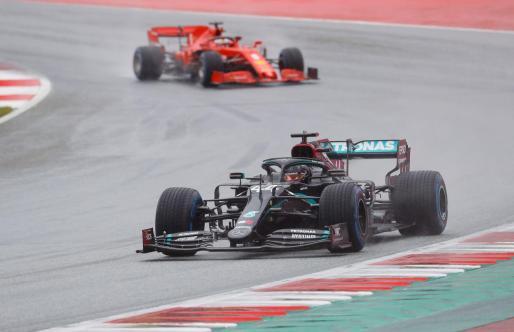Hamilton (Mercedes) se ha hecho con la pole para el Gran Premio de Estiria, segunda cita del Mundial de Fórmula 1.