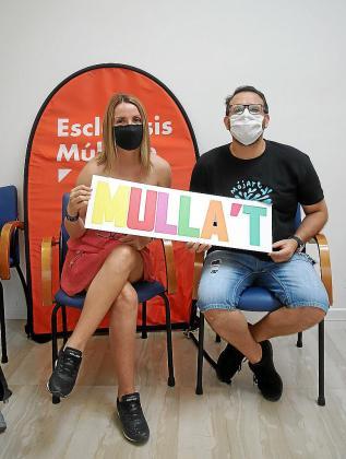 Campaña solidaria. El Mulla't se celebra este domingo, y por primera vez, de forma virtual debido a la situación actual provocada por la pandemia. El objetivo es llegar a las mil brazadas. Los participantes podrán saber más de esta acción en 'mojateporlaem.org'.           FOTO : BOTA
