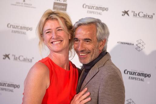 Los actores Inmanol Arias y Ana Duato, en una imagen de archivo.