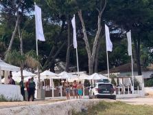 Calvià se plantea actuar de oficio por las aglomeraciones en un beach club