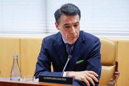 El expresidente de la Comunidad de Madrid, Ignacio González, en una imagen de archivo.