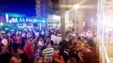 Primera noche de desfases en la Platja de Palma y Punta Ballena.