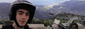 Un joven de 22 años muere en un accidente de moto en Sóller