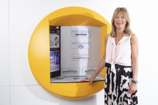 CaixaBank instala los primeros cajeros con reconocimiento facial en Baleares.