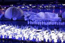 CEREMONIA DE INAUGURACIÓN DE LOS JUEGOS OLÍMPICOS LONDRES 2012