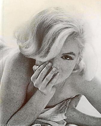 La exótica Marilyn Monroe, en la fotografía que se pujará.