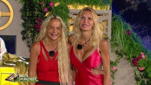 Leticia Sabater y Yola Berrocal