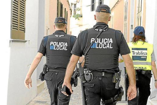 El déficit de policías locales es un problema común a todos los municipios de Baleares.