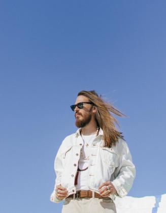 El cantante e ilustrador de Barcelona Carlos Sadness actuará el 27 de agosto.