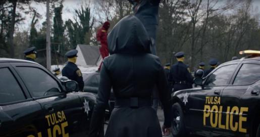 Iamgen de 'Watchmen'.