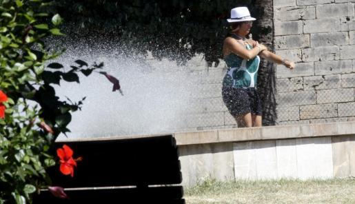 Agosto ha empezado con la amenaza de ola de calor.