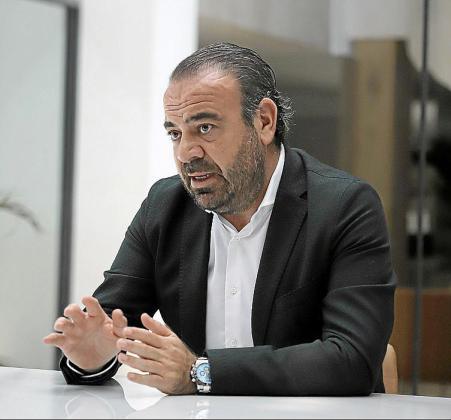 Gabriel Escarrer alaba el comportamiento del turismo español este verano.