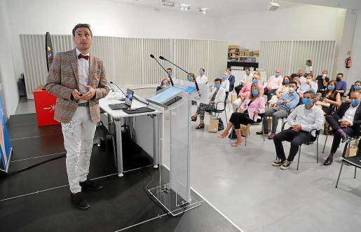 José Mañas, vicepresidente de GsBIT, desgranó la receta para crear una nueva innovación más social.