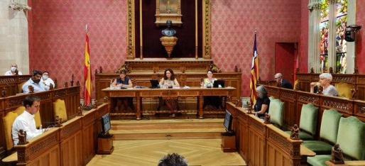 El Consell de Mallorca ha aprobado en el pleno de este jueves una modificación de la Relación de Puestos de Trabajo.