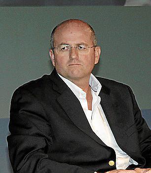 MAHON - JONATHAN SYRETT, PRESIDENTE DE LA ASOCIACION DE GRANDES YATES DE BALEARES.