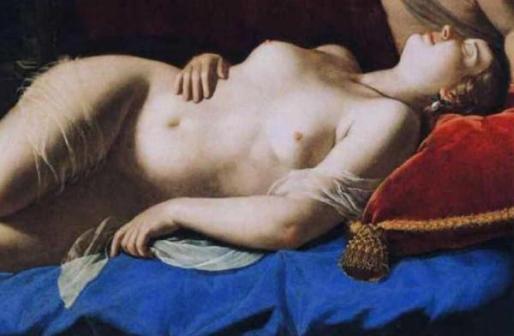 'Deseo y sensualidad' en el Castell de Bellver.