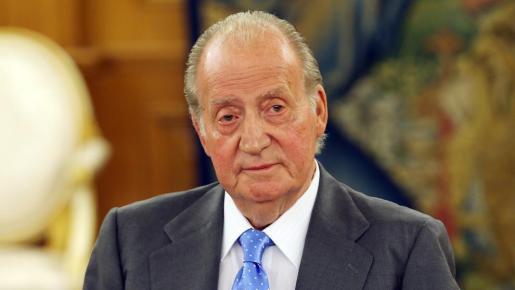 Imagen de archivo de Juan Carlos I.