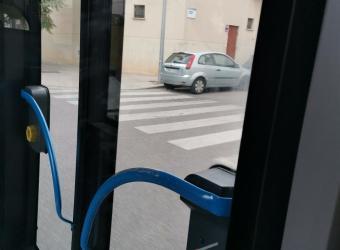 Vergüenza de autobuses  de la EMT