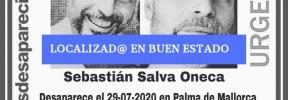 Localizado el hombre desaparecido en Palma