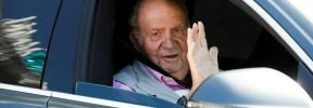 Juan Carlos I se marcha de España en plena investigación sobre sus negocios