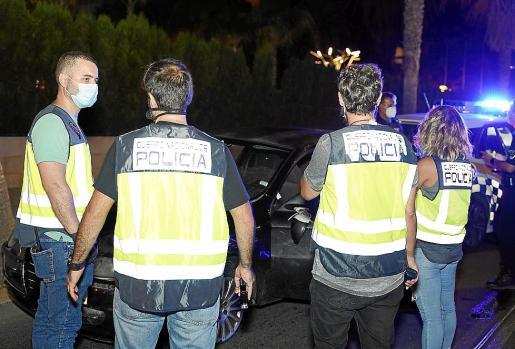 La Policía Nacional detuvo a los sospechosos días después del robo.