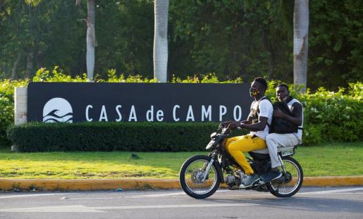 Vista del complejo hotelero Casa de Campo, situado en la localidad costera de La Romana (Rep.Dominicana), donde se encontraría según algunos medios, el rey Juan Carlos I desde el pasado domingo.